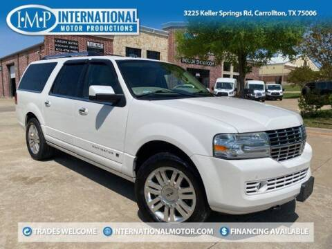 2013 Lincoln Navigator L for sale at International Motor Productions in Carrollton TX