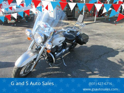 2009 Kawasaki Vulcan for sale at G and S Auto Sales in Ardmore TN