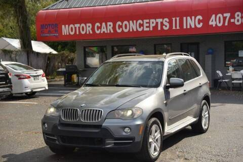 2008 BMW X5 for sale at Motor Car Concepts II - Apopka Location in Apopka FL