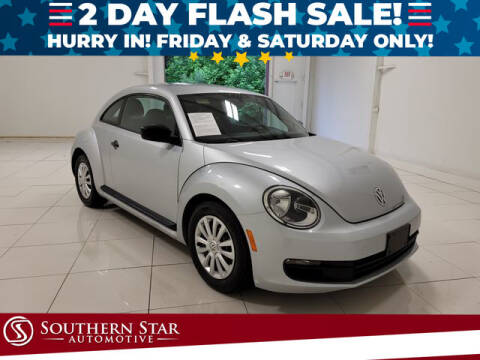 2013 Volkswagen Beetle for sale at Southern Star Automotive, Inc. in Duluth GA