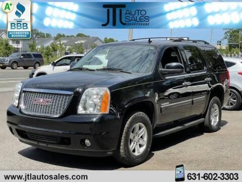 2012 GMC Yukon for sale at JTL Auto Inc in Selden NY