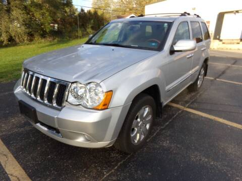 2008 Jeep Grand Cherokee for sale at Rose Auto Sales & Motorsports Inc in McHenry IL