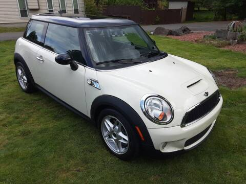 2007 MINI Cooper for sale at METROPOLITAN MOTORS in Kirkland WA