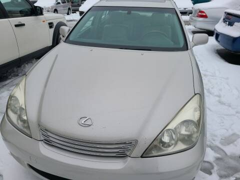 2002 Lexus ES 300 for sale at All State Auto Sales, INC in Kentwood MI
