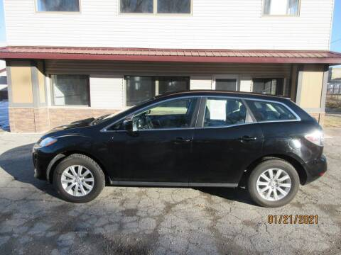 2010 Mazda CX-7 for sale at Settle Auto Sales TAYLOR ST. in Fort Wayne IN