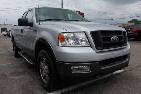 2005 Ford F-150 for sale at B & B Car Co Inc. in Clinton Township MI