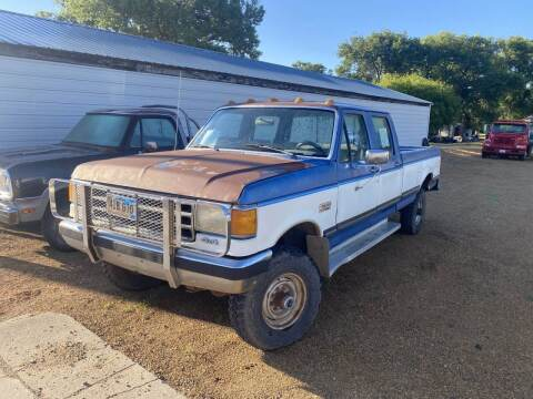1989 Ford F-350 for sale at B & B Auto Sales in Brookings SD