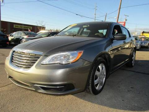 2012 Chrysler 200 for sale at A & A IMPORTS OF TN in Madison TN