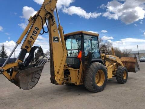 1999 John Deere 710D for sale at HAMPTON TRUCK SALES COMPANY in Idaho Falls ID