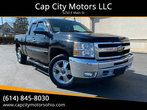 2012 Chevrolet Silverado 1500 for sale at Cap City Motors LLC in Columbus OH