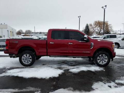 2017 Ford F-350 Super Duty for sale at Platinum Car Brokers in Spearfish SD