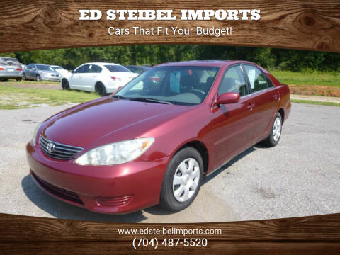 2006 Toyota Camry for sale at Ed Steibel Imports in Shelby NC