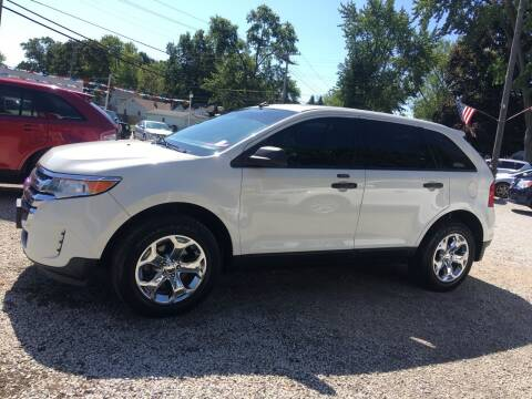 2012 Ford Edge for sale at Antique Motors in Plymouth IN