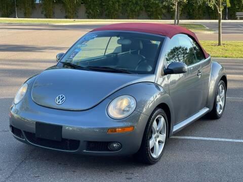 2006 Volkswagen New Beetle Convertible for sale at Orlando Auto Sale in Port Orange FL