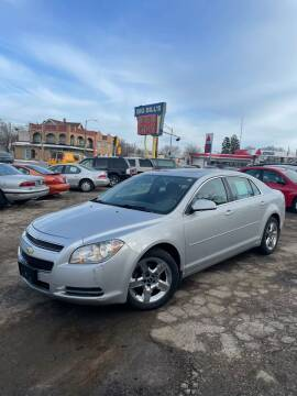 2010 Chevrolet Malibu for sale at Big Bills in Milwaukee WI