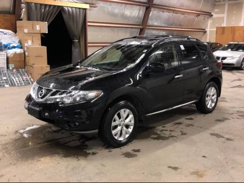 2013 Nissan Murano for sale at Valley Auto Sales in Fargo ND