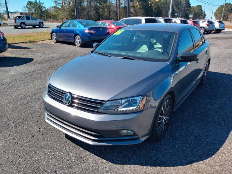 2015 Volkswagen Jetta for sale at IDEAL IMPORTS WEST in Rock Hill SC