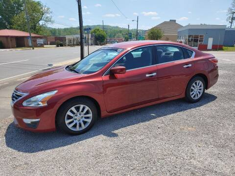 2013 Nissan Altima for sale at VAUGHN'S USED CARS in Guin AL