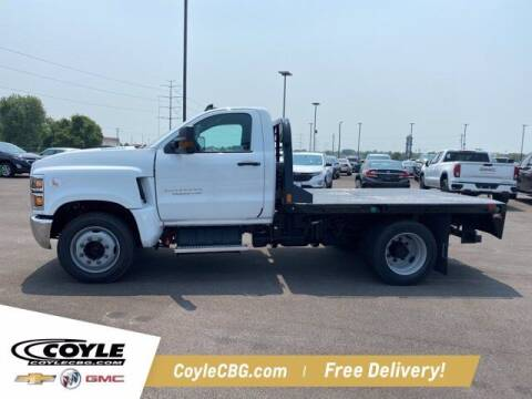 2021 Chevrolet Silverado 4500HD for sale at COYLE GM - COYLE NISSAN - New Inventory in Clarksville IN