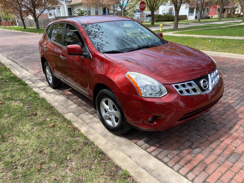 2013 Nissan Rogue for sale at RIVER AUTO SALES CORP in Maywood IL