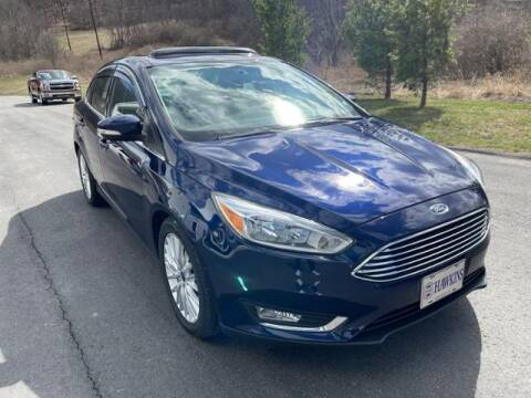 2017 Ford Focus for sale at Hawkins Chevrolet in Danville PA