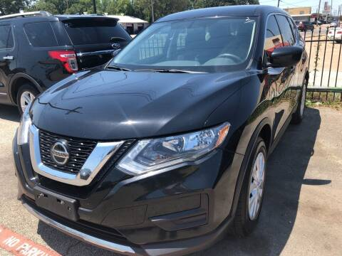 2018 Nissan Rogue for sale at Auto Access in Irving TX