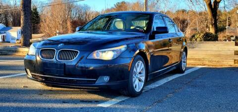 2010 BMW 5 Series for sale at Pak Auto Corp in Schenectady NY
