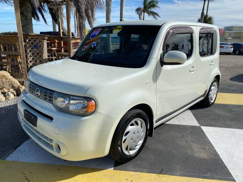 2010 Nissan cube for sale at D&S Auto Sales, Inc in Melbourne FL