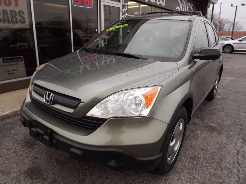 2007 Honda CR-V for sale at Arko Auto Sales in Eastlake OH