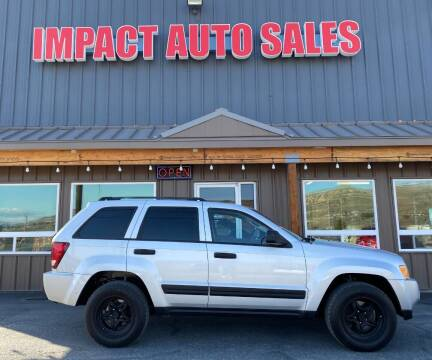 2005 Jeep Grand Cherokee for sale at Impact Auto Sales in Wenatchee WA