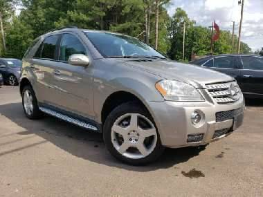 2008 Mercedes-Benz M-Class for sale at GA Auto IMPORTS  LLC in Buford GA