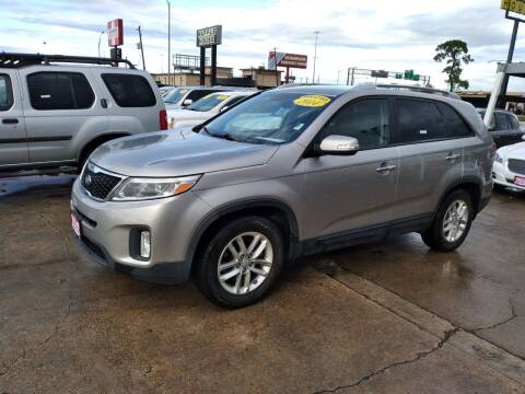 2014 Kia Sorento for sale at Taylor Trading Co in Beaumont TX