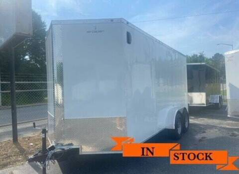 2021 Nation Craft 7 x 16 TA3 for sale at Grizzly Trailers in Fitzgerald GA