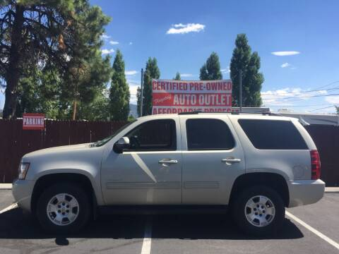 2013 Chevrolet Tahoe for sale at Flagstaff Auto Outlet in Flagstaff AZ