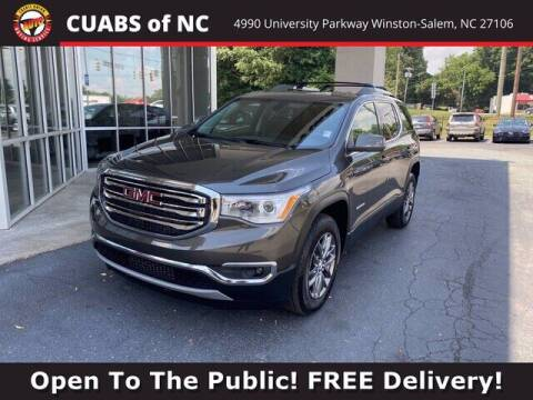 2019 GMC Acadia for sale at Summit Credit Union Auto Buying Service in Winston Salem NC