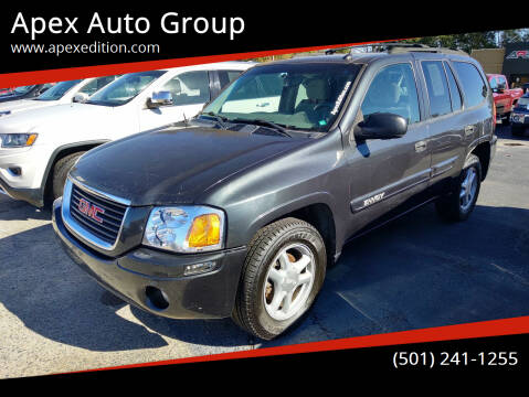 2005 GMC Envoy for sale at Apex Auto Group in Cabot AR