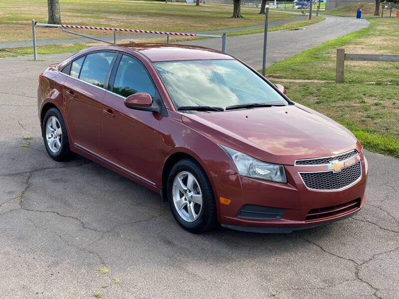 2013 Chevrolet Cruze for sale at Choice Motor Car in Plainville CT