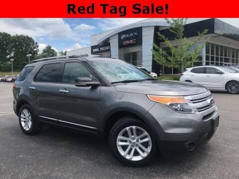 2012 Ford Explorer for sale at Mark Sweeney Buick GMC in Cincinnati OH