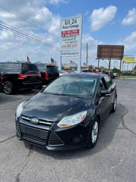 2013 Ford Focus for sale at US 24 Auto Group in Redford MI