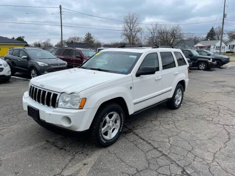 2006 Jeep Grand Cherokee for sale at Dean's Auto Sales in Flint MI