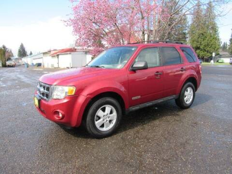 2008 Ford Escape for sale at Triple C Auto Brokers in Washougal WA