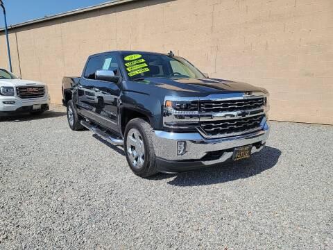 2017 Chevrolet Silverado 1500 for sale at La Playita Auto Sales Tulare in Tulare CA