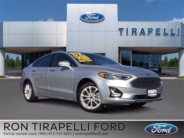 2019 Ford Fusion Energi for sale in Shorewood, IL