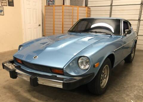 1978 Datsun 280Z for sale at Muscle Car Jr. in Alpharetta GA