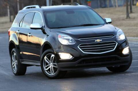 2016 Chevrolet Equinox for sale at MGM Motors LLC in De Soto KS