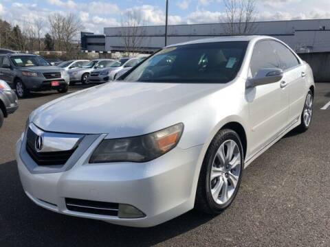 2009 Acura RL for sale at Autos Only Burien in Burien WA