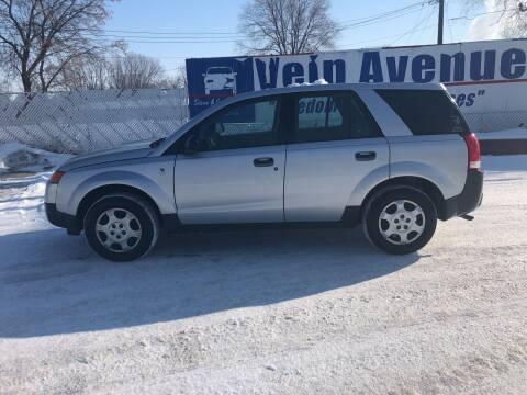 2003 Saturn Vue for sale at Velp Avenue Motors LLC in Green Bay WI