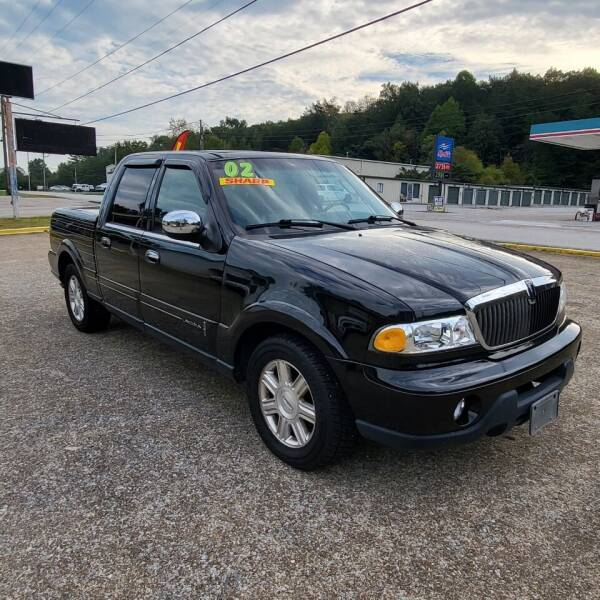 2002 Lincoln Blackwood for sale at KC Motor Company in Chattanooga TN