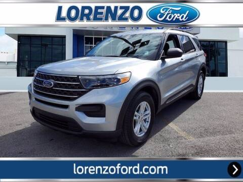 2020 Ford Explorer for sale at Lorenzo Ford in Homestead FL