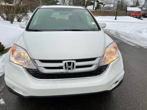 2011 Honda CR-V for sale at Via Roma Auto Sales in Columbus OH